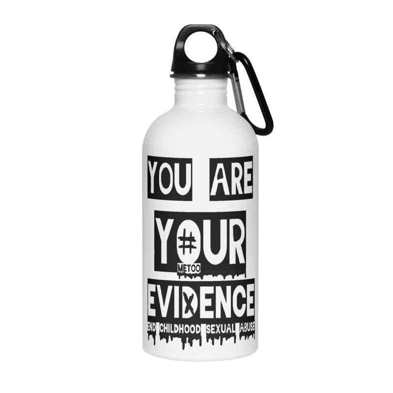 Your Own Evidence Accessories Water Bottle by 30&3