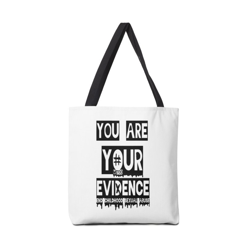 Your Own Evidence Accessories Tote Bag Bag by 30&3