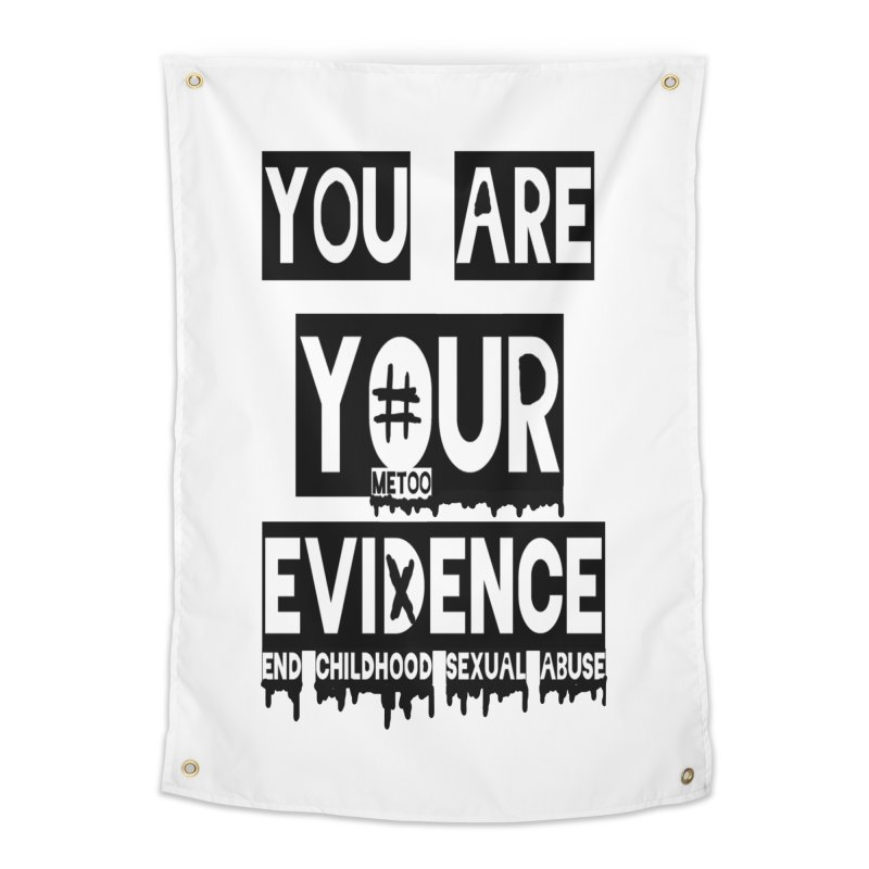 Your Own Evidence Home Tapestry by 30&3