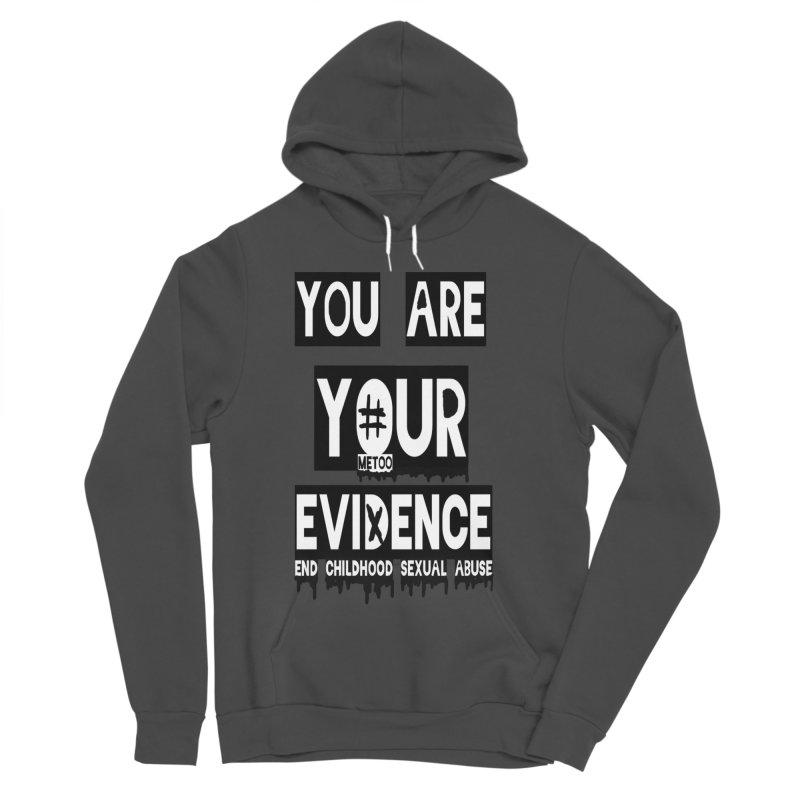 Your Own Evidence Women's Sponge Fleece Pullover Hoody by 30&3