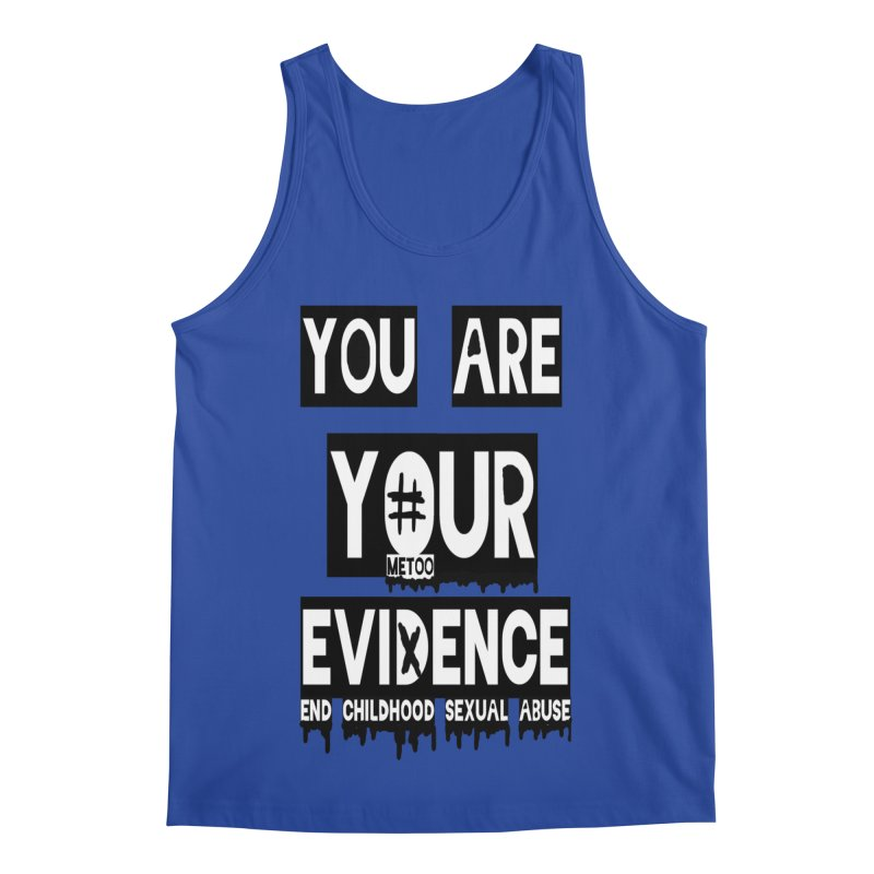 Your Own Evidence Men's Regular Tank by 30&3