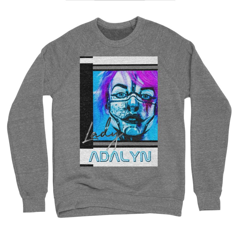 Lady Adalyn Men's Sponge Fleece Sweatshirt by 30&3
