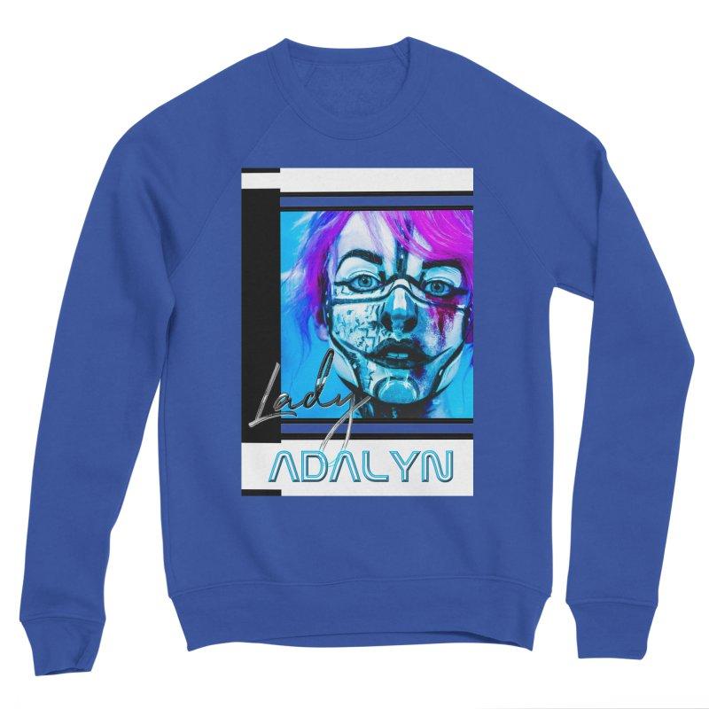Lady Adalyn Women's Sponge Fleece Sweatshirt by 30&3