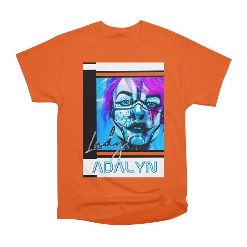 Lady Adalyn Men's Heavyweight T-Shirt by 30&3