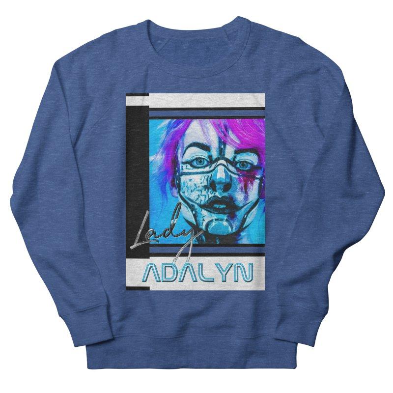 Lady Adalyn Men's French Terry Sweatshirt by 30&3