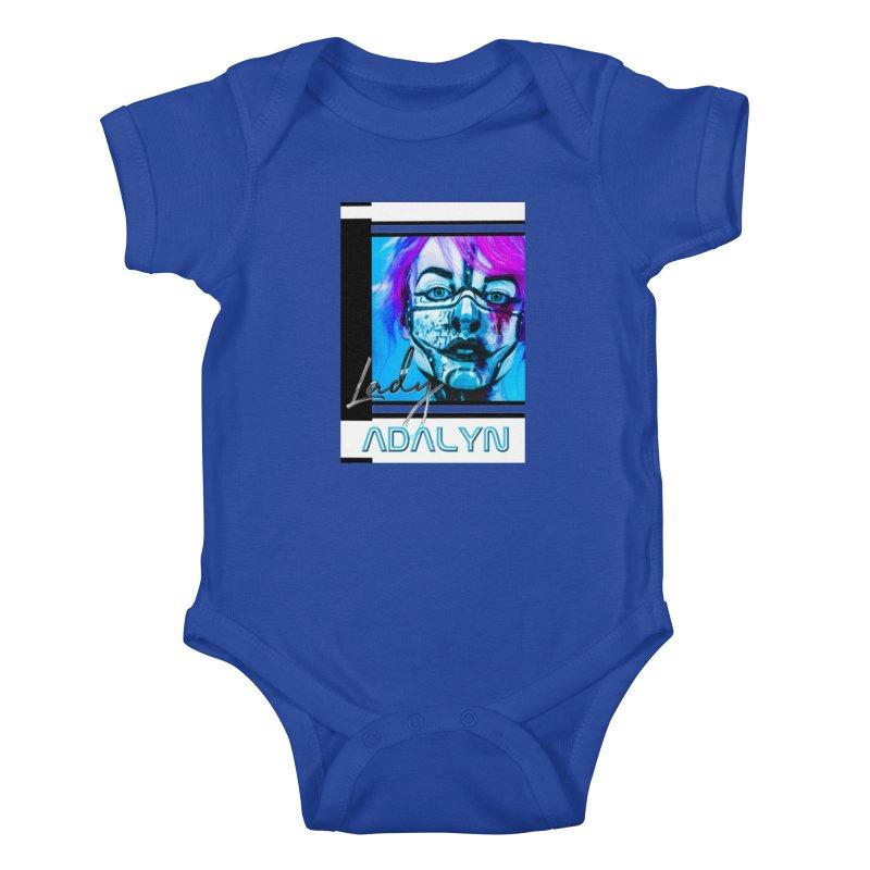 Lady Adalyn Kids Baby Bodysuit by 30&3