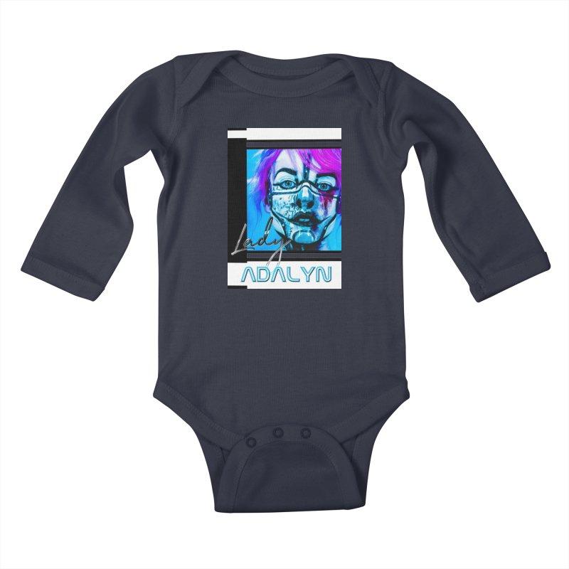 Lady Adalyn Kids Baby Longsleeve Bodysuit by 30&3