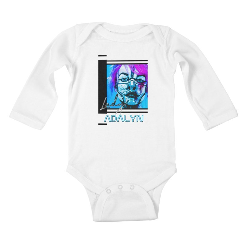 Lady Adalyn Kids Baby Longsleeve Bodysuit by 30&3
