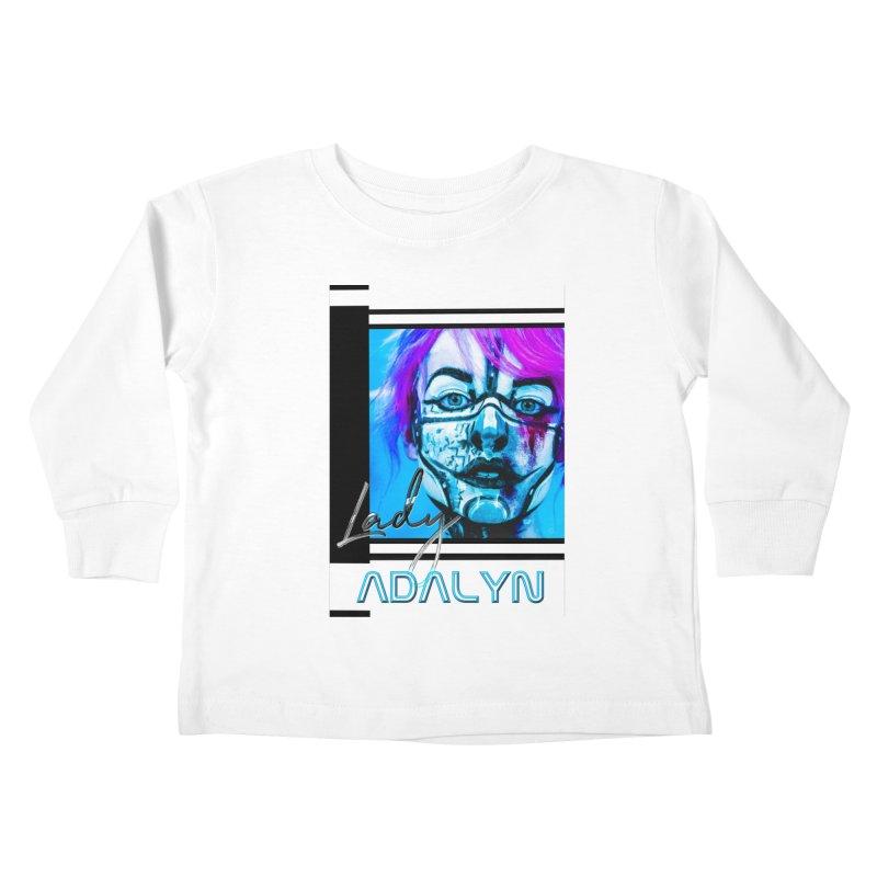 Lady Adalyn Kids Toddler Longsleeve T-Shirt by 30&3