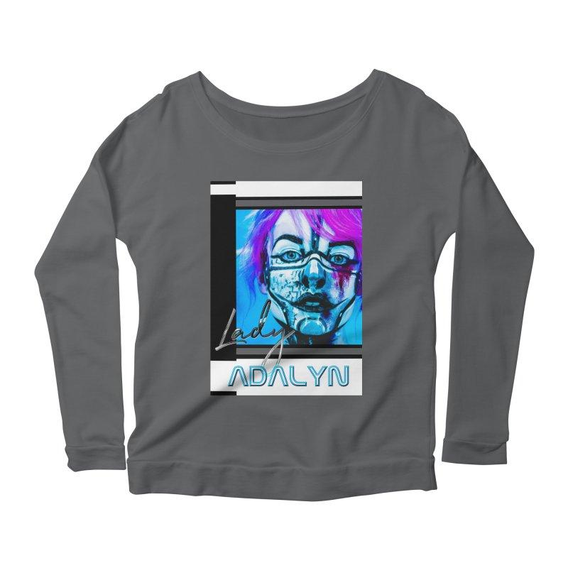 Lady Adalyn Women's Scoop Neck Longsleeve T-Shirt by 30&3