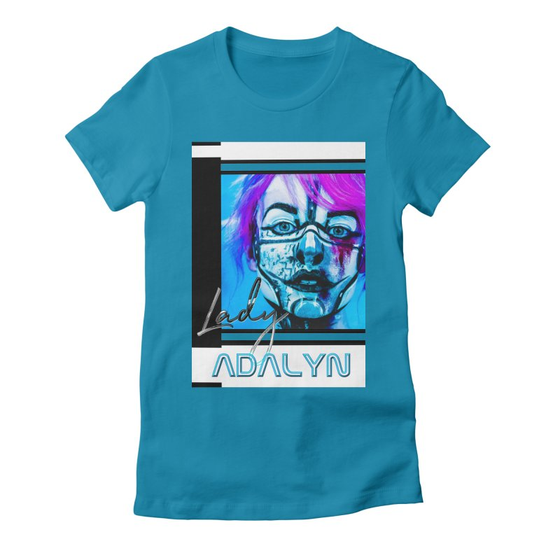 Lady Adalyn Women's Fitted T-Shirt by 30&3
