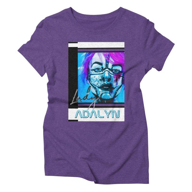 Lady Adalyn Women's Triblend T-Shirt by 30&3