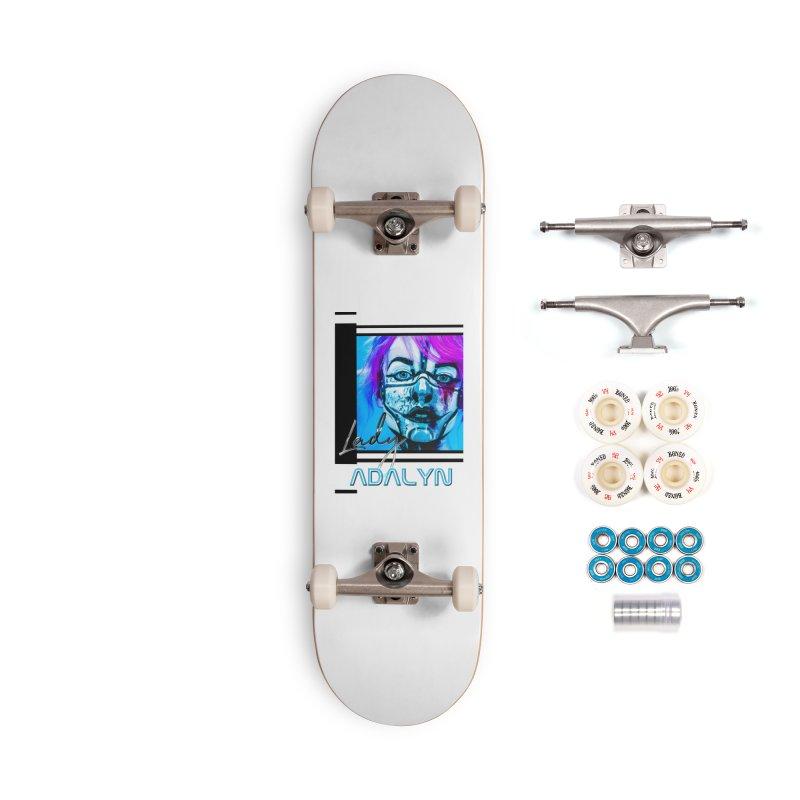 Lady Adalyn Accessories Complete - Premium Skateboard by 30&3