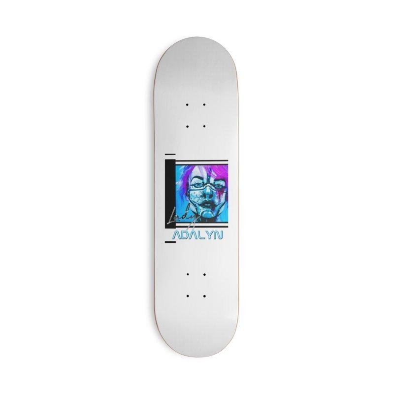 Lady Adalyn Accessories Deck Only Skateboard by 30&3