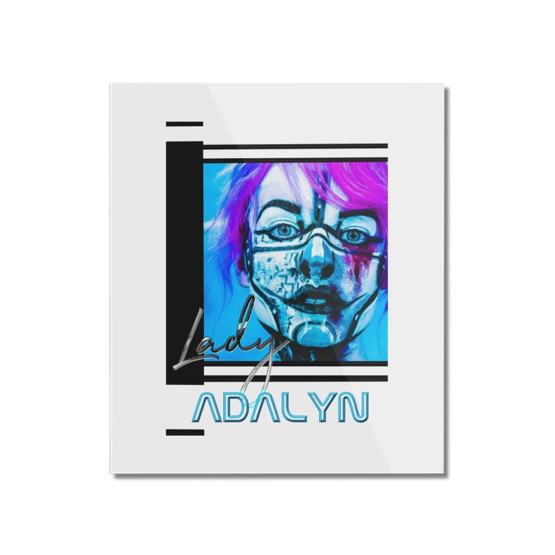 Lady Adalyn Home Mounted Acrylic Print by 30&3