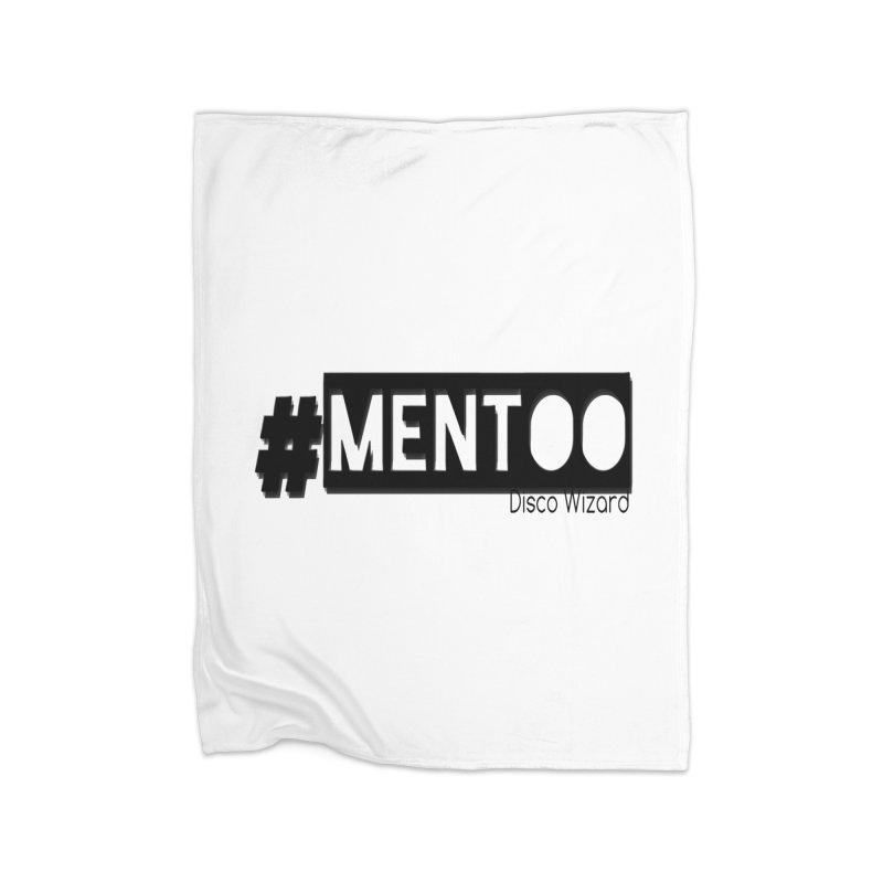 MenToo Disco Design Home Fleece Blanket Blanket by 30&3