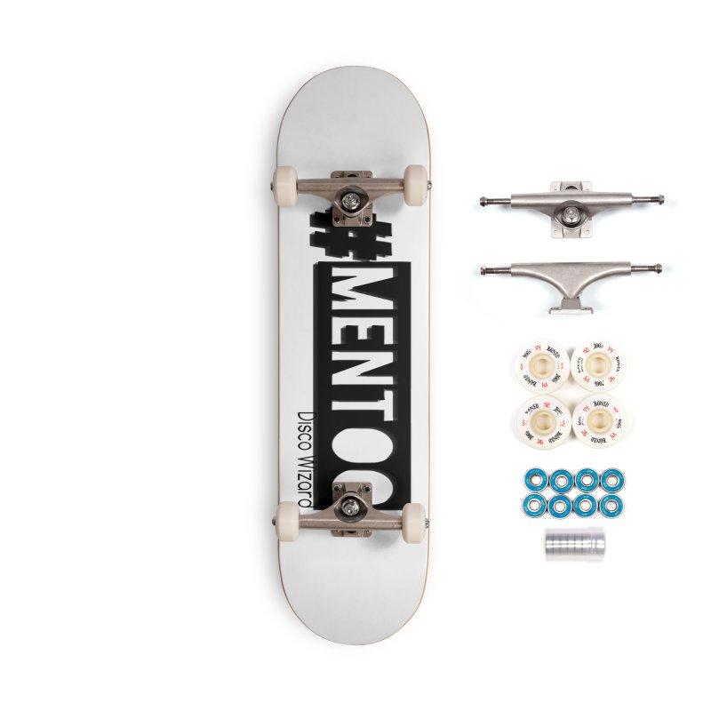 MenToo Disco Design Accessories Complete - Premium Skateboard by 30&3