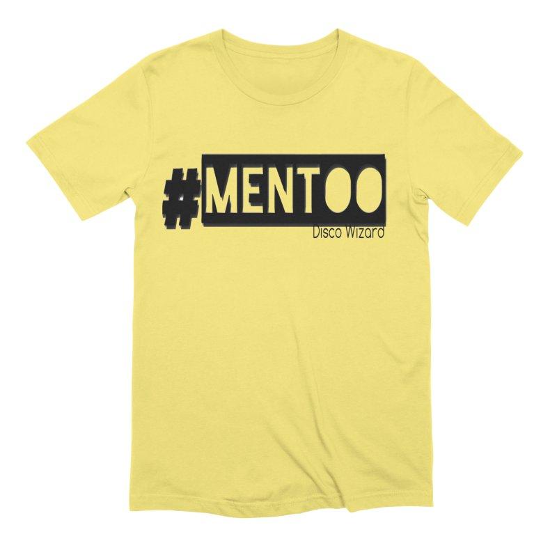 MenToo Disco Design Men's Extra Soft T-Shirt by 30&3