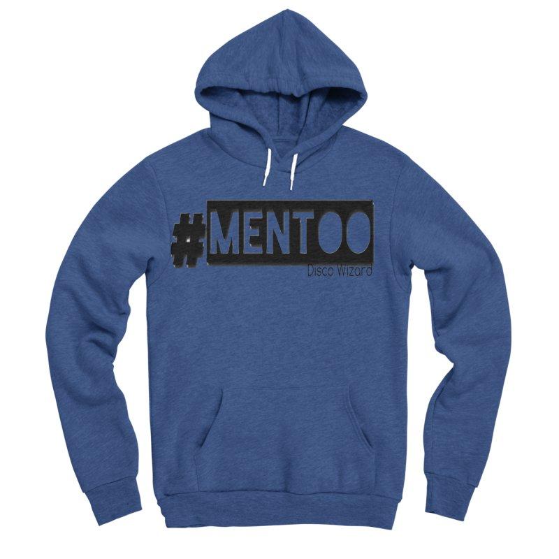 MenToo Disco Design Women's Sponge Fleece Pullover Hoody by 30&3