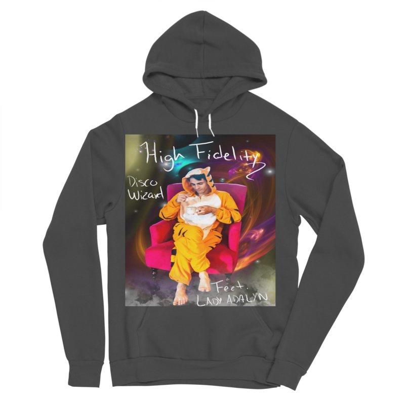 Disco Wizard Women's Sponge Fleece Pullover Hoody by 30&3