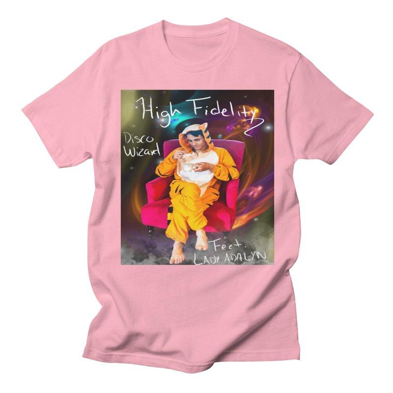 Disco Wizard Men's Regular T-Shirt by 30&3
