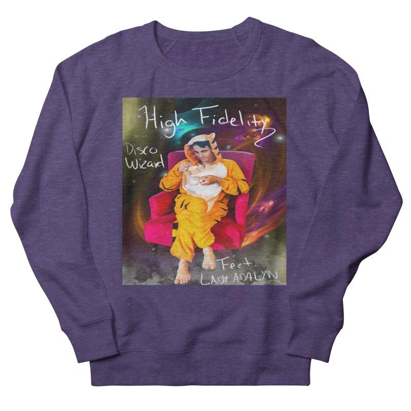 Disco Wizard Women's French Terry Sweatshirt by 30&3