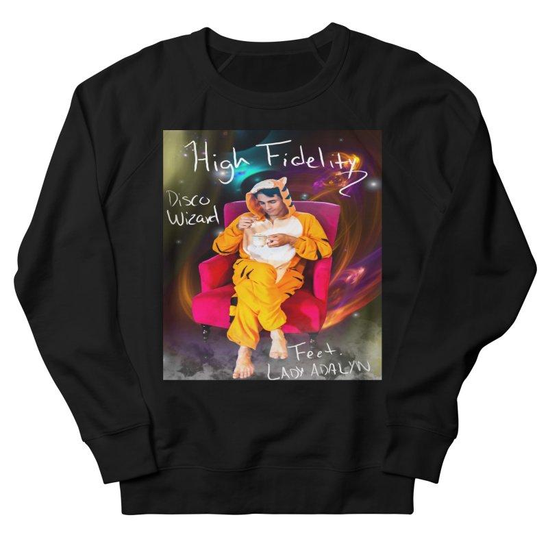 Disco Wizard Men's French Terry Sweatshirt by 30&3
