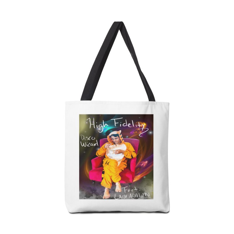 Disco Wizard Accessories Tote Bag Bag by 30&3
