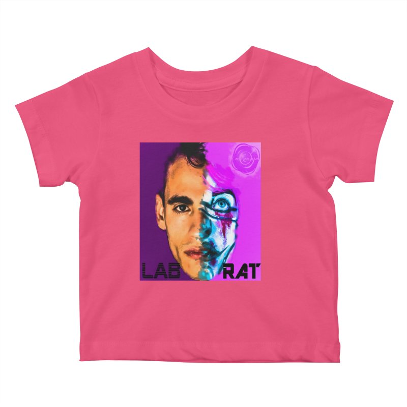 LAB RAT Kids Baby T-Shirt by 30&3