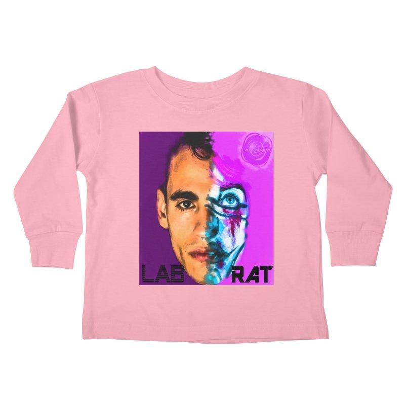 LAB RAT Kids Toddler Longsleeve T-Shirt by 30&3