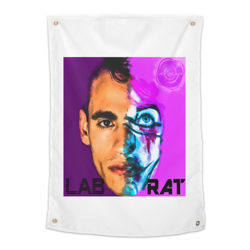 LAB RAT Home Tapestry by 30&3