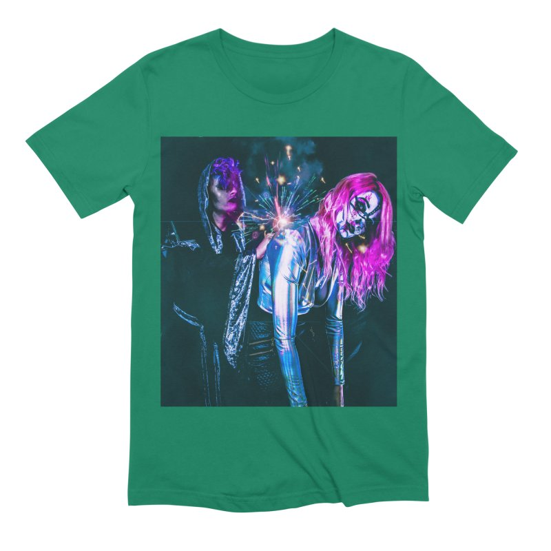 Lady Adalyn x Disco Wizard Men's Extra Soft T-Shirt by 30&3