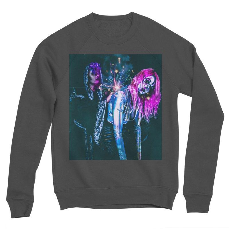 Lady Adalyn x Disco Wizard Women's Sponge Fleece Sweatshirt by 30&3