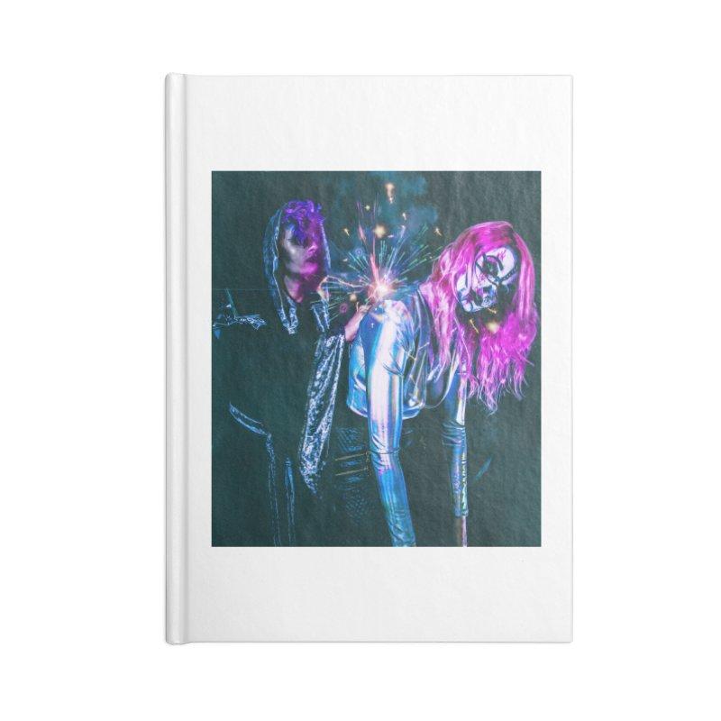 Lady Adalyn x Disco Wizard Accessories Blank Journal Notebook by 30&3