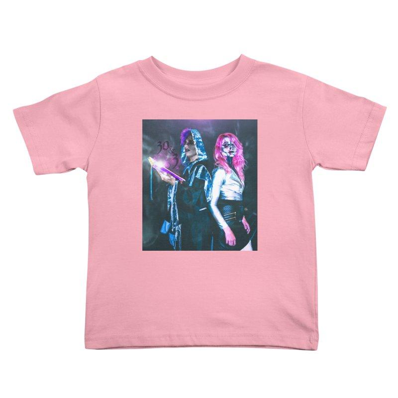 30&3 Kids Toddler T-Shirt by 30&3