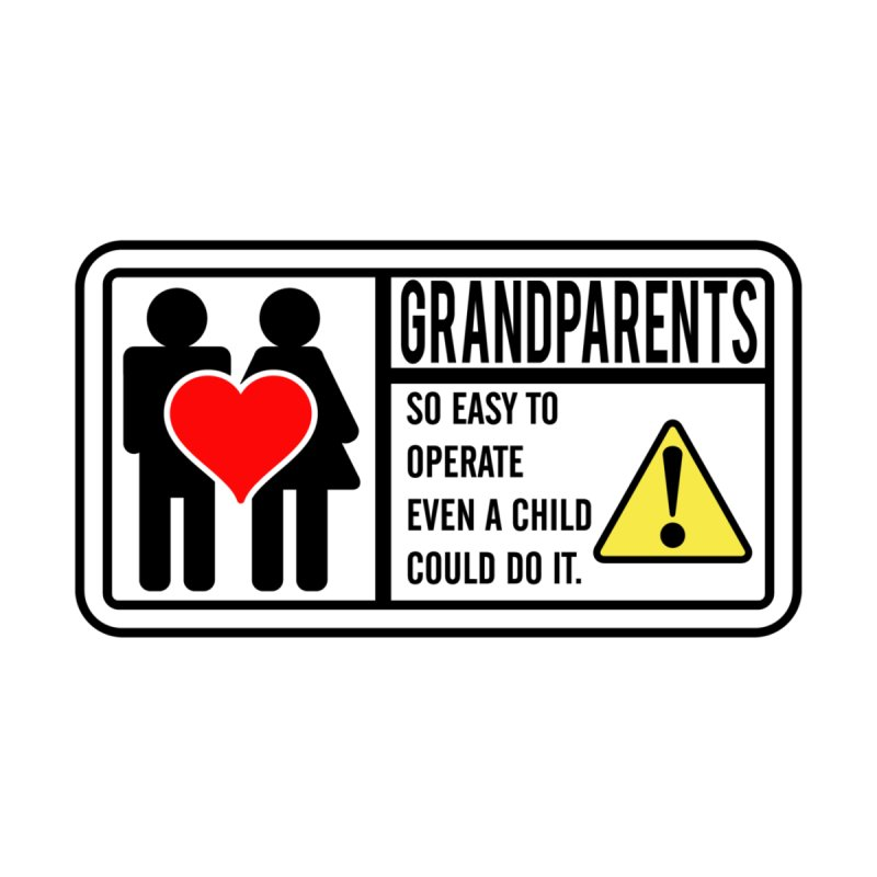 The Grandparents by Divinitium's Clothing and Apparel
