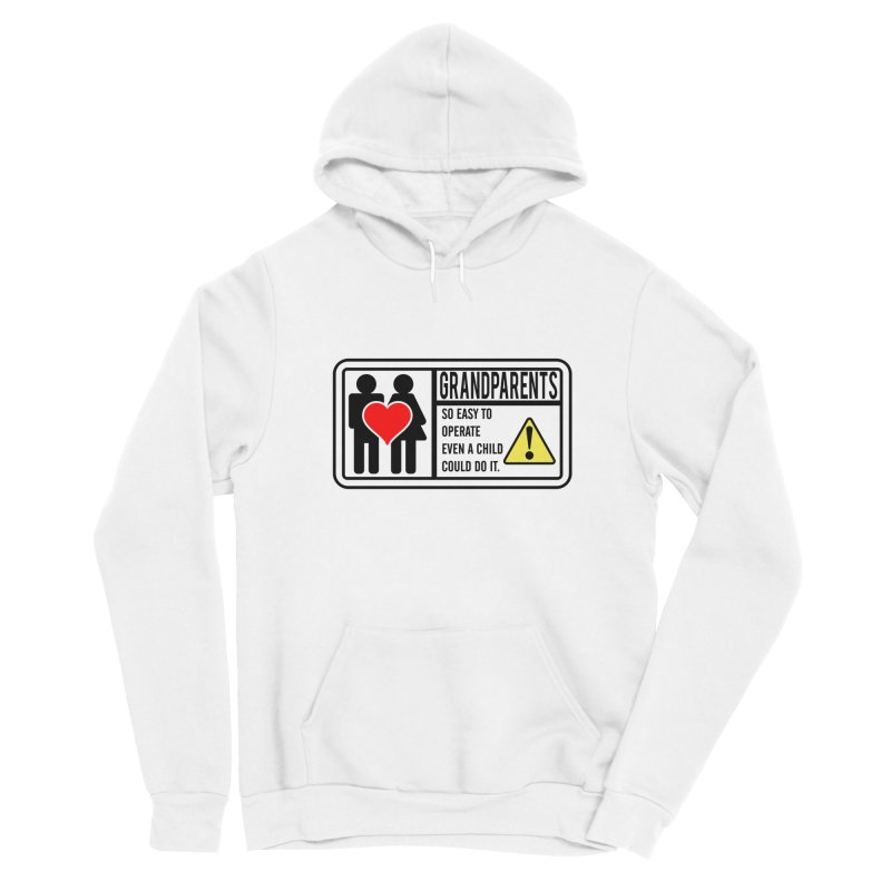 The Grandparents Women's Pullover Hoody by Divinitium's Clothing and Apparel