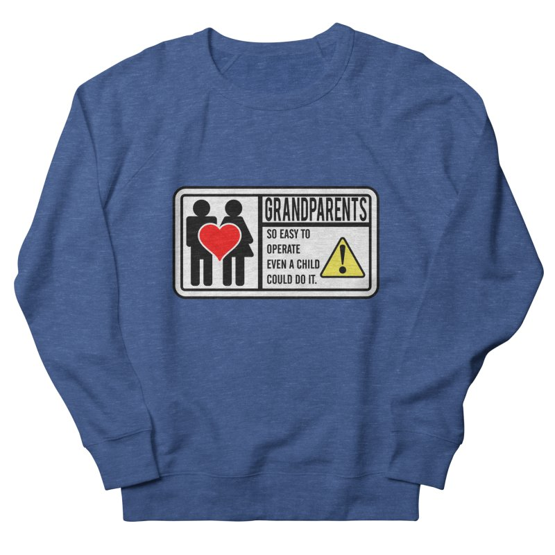 The Grandparents Women's Sweatshirt by Divinitium's Clothing and Apparel