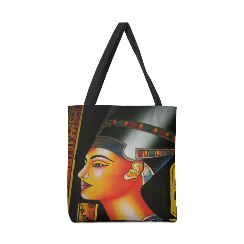 Nefertiti Accessories Bag by Divinitium's Clothing and Apparel