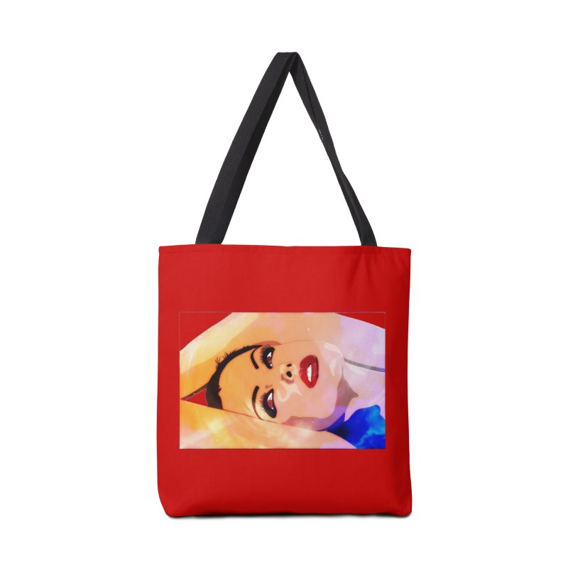 Glam Dolls Timeless Beauty  Accessories Bag by Divinitium's Clothing and Apparel