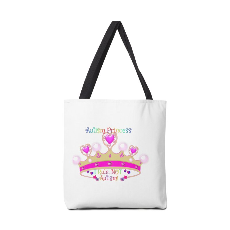 Autism Princess Accessories Bag by Divinitium's Clothing and Apparel