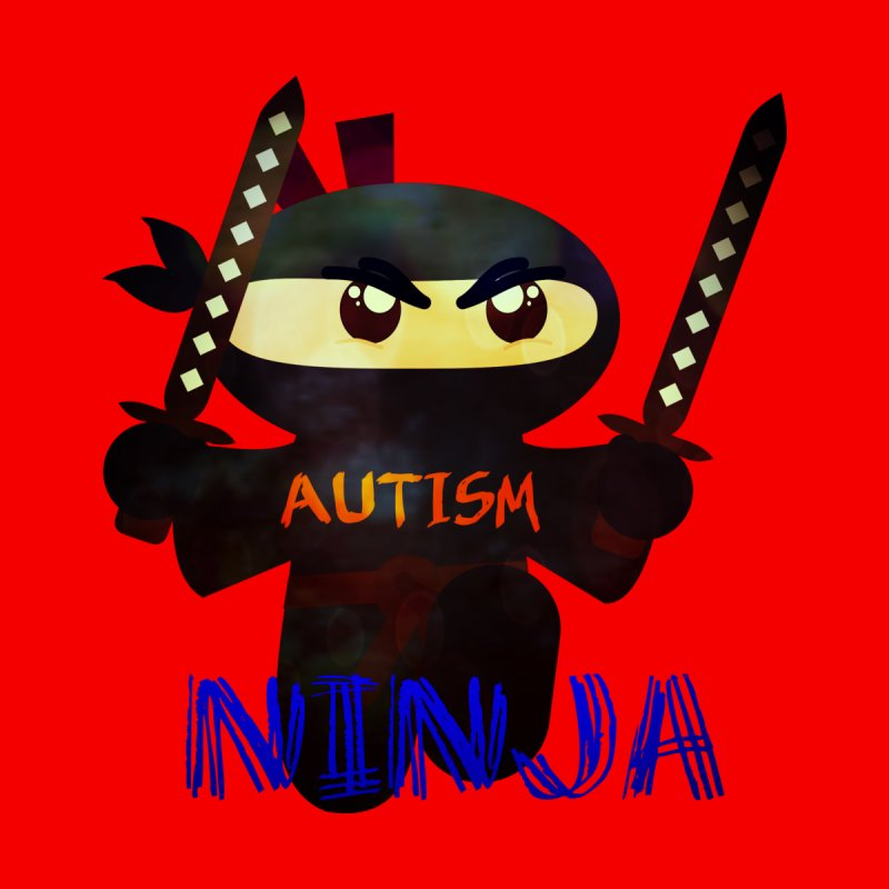 Autism Ninja by Divinitium's Clothing and Apparel