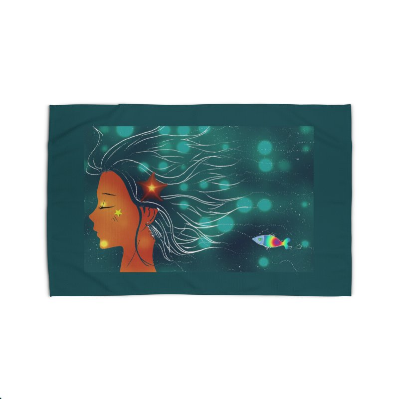 Oceana Home Rug by Divinitium's Clothing and Apparel