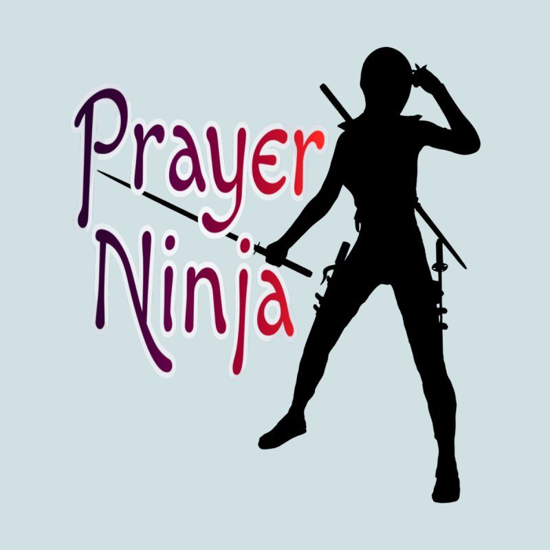 Prayer Ninja by Divinitium's Clothing and Apparel