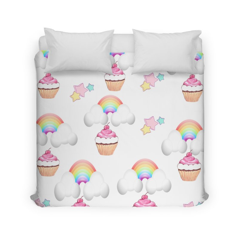 Delightful Home Duvet by Divinitium's Clothing and Apparel