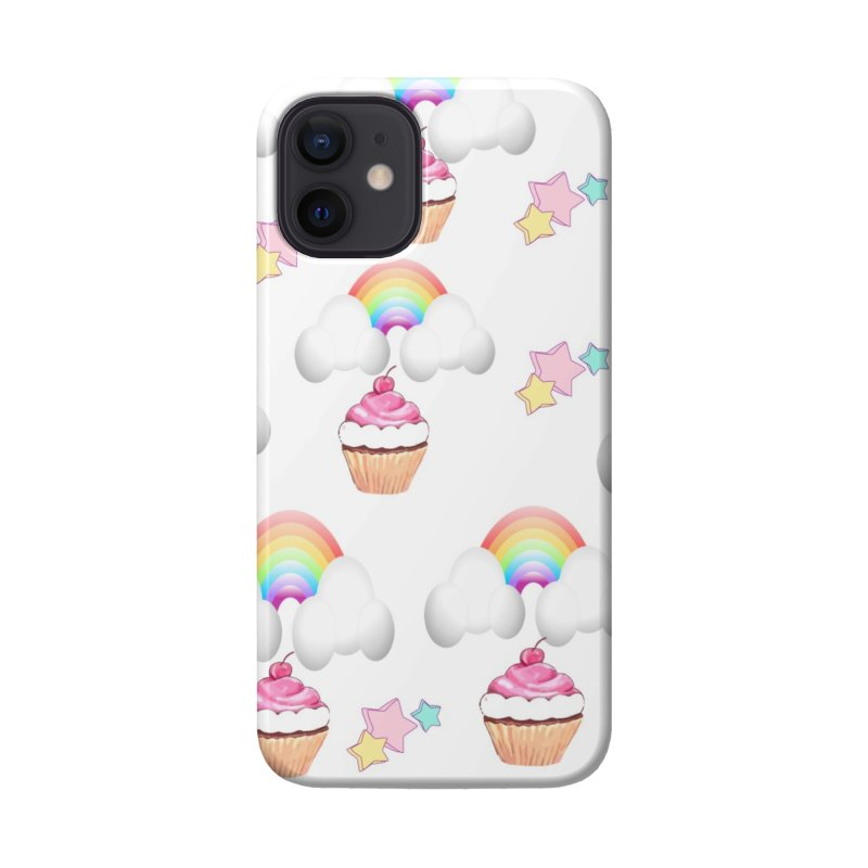 Delightful Accessories Phone Case by Divinitium's Clothing and Apparel
