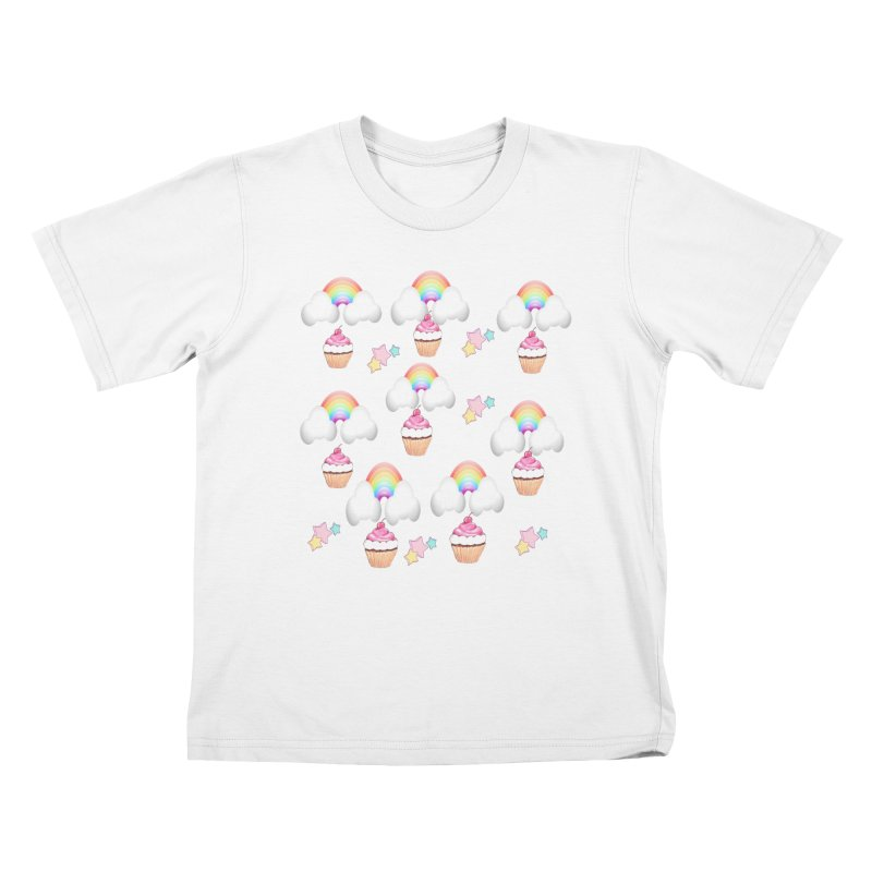 Delightful Kids T-Shirt by Divinitium's Clothing and Apparel