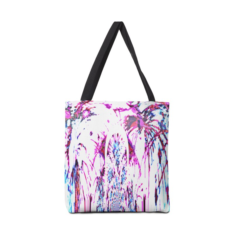 Night Lilly Accessories Bag by Divinitium's Clothing and Apparel