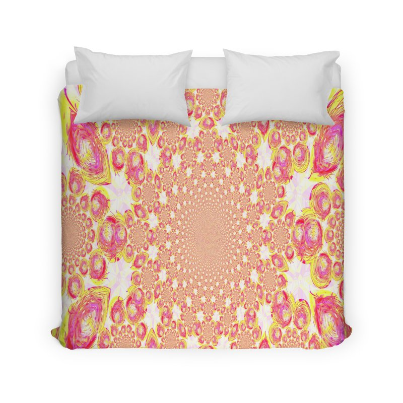 The Birth Of Stars Home Duvet by Divinitium's Clothing and Apparel