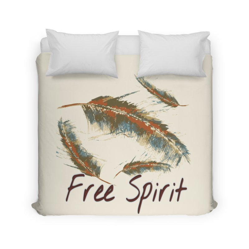 Free Spirit Home Duvet by Divinitium's Clothing and Apparel